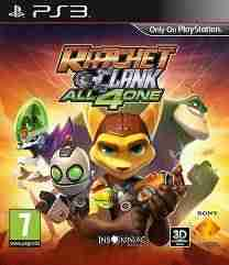 Descargar Ratchet And Clank All 4 One [MULTI5][FW 3.70][DUPLEX] por Torrent